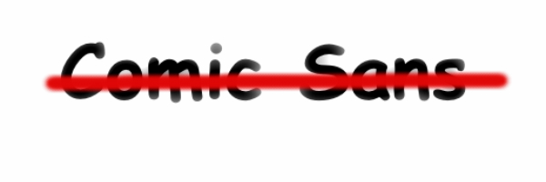 Comic Sans - Webcopyplus Web Content Article