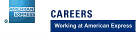 American Express career logo