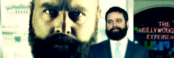 Zach Galifianakis - The Hangover - Creative Collaboration